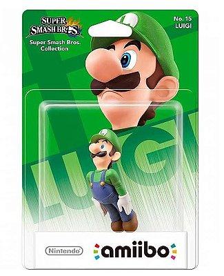 Amiibo Luigi - Super Smash Bros