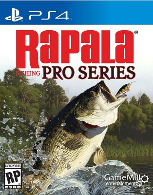 Rapala Pro Fishing - PS4