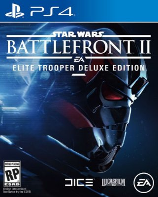 Star Wars Battlefront 2 Elite Trooper Deluxe Edition - PS4