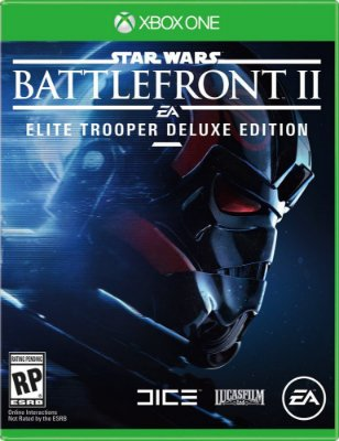 Star Wars Battlefront 2 Elite Trooper Deluxe Edition - Xbox One