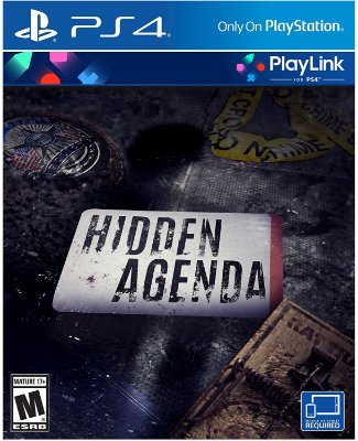 Hidden Agenda PlayLink - PS4