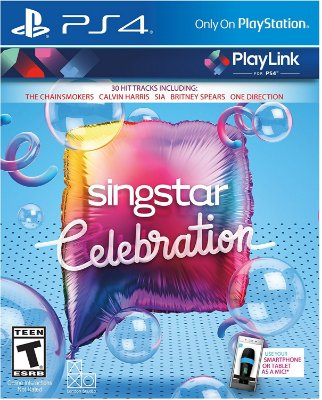 Singstar: Celebration PlayLink - PS4