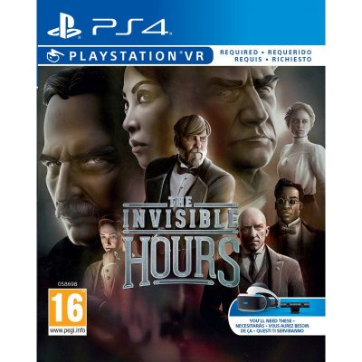 The Invisible Hours - PS4 VR