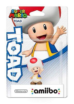 Amiibo Toad Super Mario