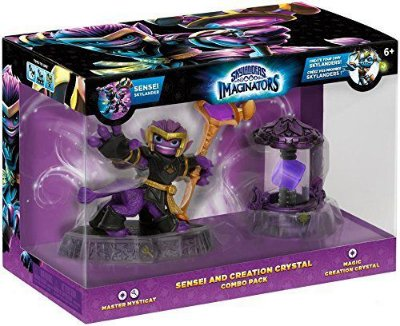 Skylanders Imaginators Mysticat e Magic Creation Crystal