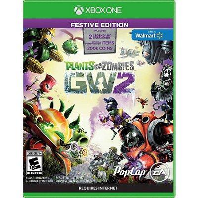 Plants vs Zombies Garden Warfare 2 Festive Edition - Xbox One