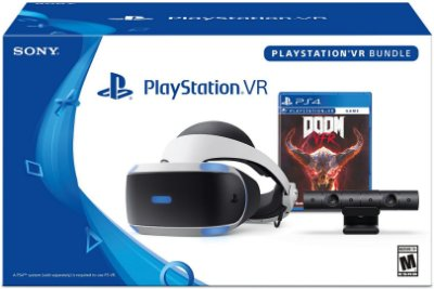 PlayStation VR Doom Bundle ZVR2 - PS4 VR