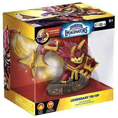 Skylanders Imaginators Legendary Tri-Tip Exclusive