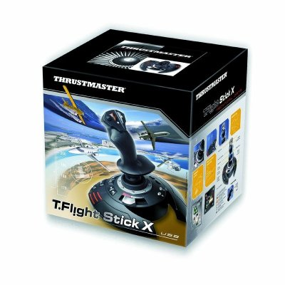 Thrustmaster T-Flight Stick X Flight Stick
