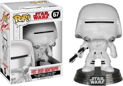 Funko POP Star Wars 67 The Last Jedi First Order Snowtrooper