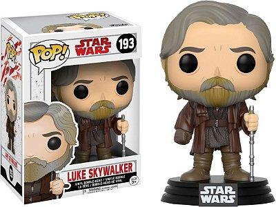 Funko POP Star Wars The Last Jedi 193 Luke Skywalker