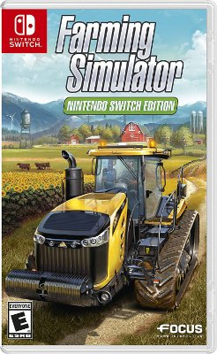 Farming Simulator Nintendo Switch Edition - Switch