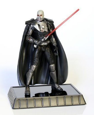 Star Wars The Old Republic Darth Malgus Statue (Somente Estatua)