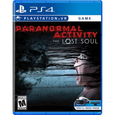 Paranormal Activity The Lost Soul - PS4 VR