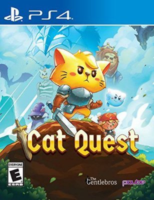 Cat Quest - PS4