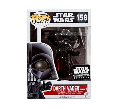 Funko Pop Star Wars 158 Darth Vader Bespin Smugglers Bounty