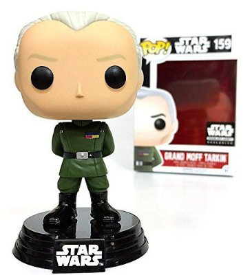 Funko Pop Star Wars 159 Grand Moff Tarkin Smuggler's Bounty