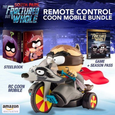 South Park The Fractured but Whole Remote Control Coon - PS4