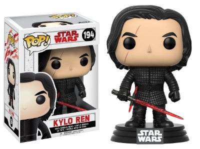 Funko Pop Star Wars The Last Jedi 194 Kylo Ren