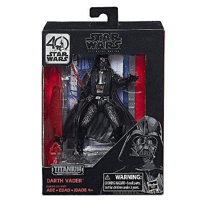 Star Wars Black Series Titanium Series Darth Vader