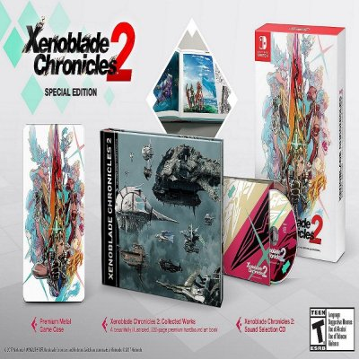 Xenoblade Chronicles 2 Special Edition - Switch