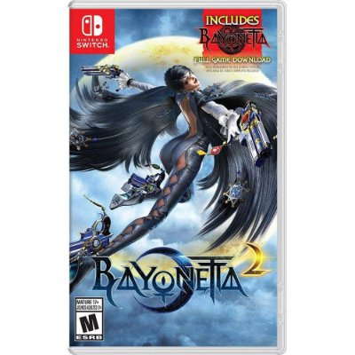 Bayonetta 2 + Bayonetta 1 - Switch