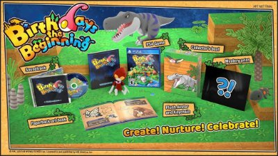 Birthdays The Beginning: Limited Edition - PS4