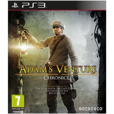 Adam's Venture Chronicles - PS3