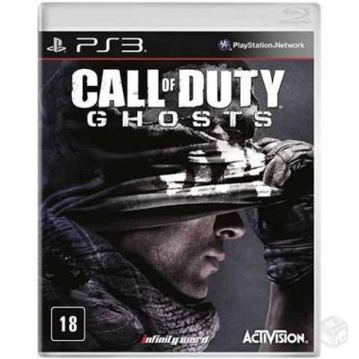 Call Of Duty: Ghosts - Em Português - PS3