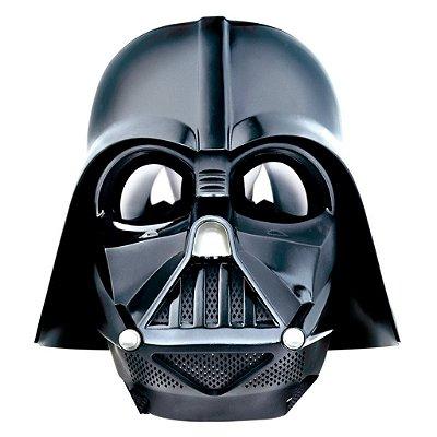 Mascara Darth Vader Voice Changer Helmet (Com som e muda voz)