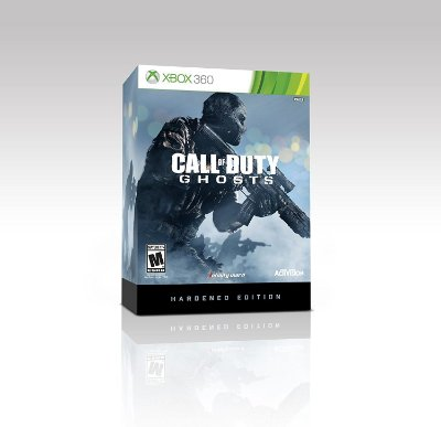 Call of Duty: Ghosts Hardened Edition - Xbox 360