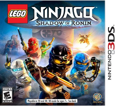 LEGO Ninjago Shadow Of Ronin - 3DS