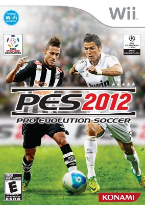 Pro Evolution Soccer 2012 PES 12 - Wii