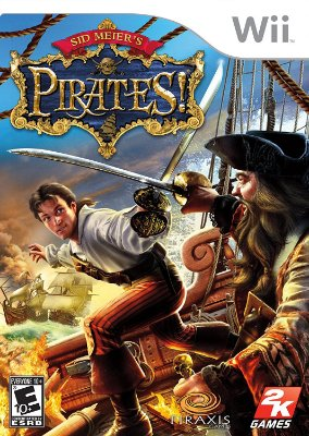 Sid Meier's Pirates - Wii