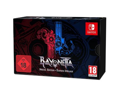 Bayonetta 2 Special Edition - Switch