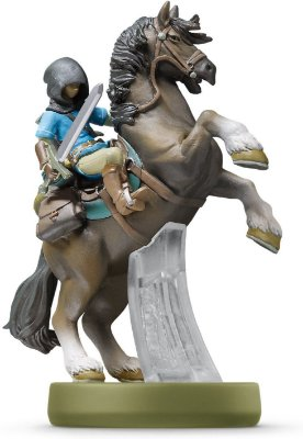 Amiibo Link (Rider) Zelda Breath of the Wild
