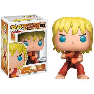 Funko Pop Street Fighter 193 Ken