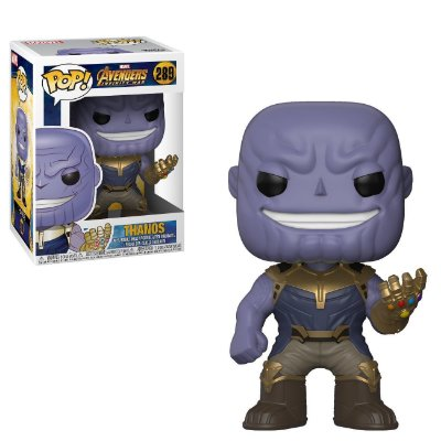 Funko Pop Marvel Avengers Infinity War 289 Thanos