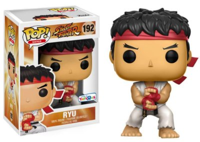 Funko Pop Street Fighter 192 Ryu