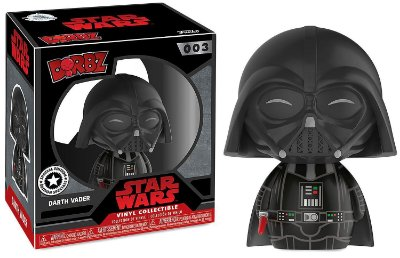 Funko Dorbz Star Wars 003 Darth Vader Special Edition