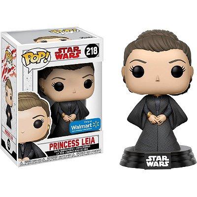 Funko POP Star Wars The Last Jedi 218 Princess Leia Exclusive