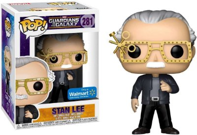 Funko POP Guardians of the Galaxy 281 Stan Lee