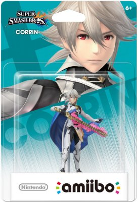 Amiibo Corrin (Super Smash Bros. Series)