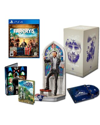 Far Cry 5 The Father Edition Collectors - PS4