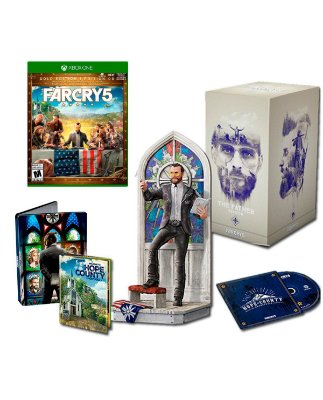 Far Cry 5 The Father Edition Collectors - Xbox One