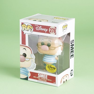 Funko Pop Disney Treasures Peter Pan 278 Smee Exclusive