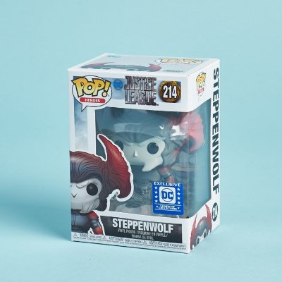 Funko Pop DC Justice League 214 Steppenwolf Exclusive