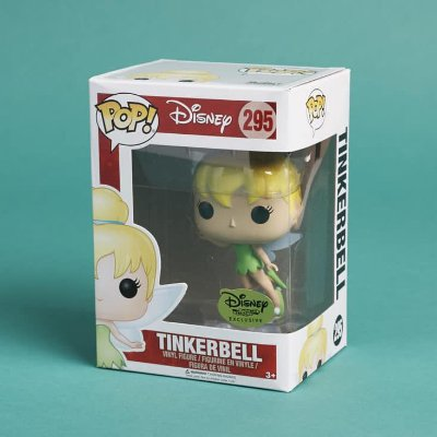 Funko Pop Disney Treasures Tiny Town 295 Tinkerbell Exclusive