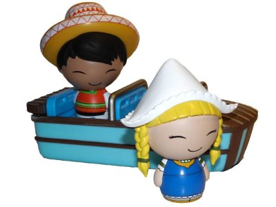Funko Dorbz Ridez Disney Treasures 36 It's a Small World Boat