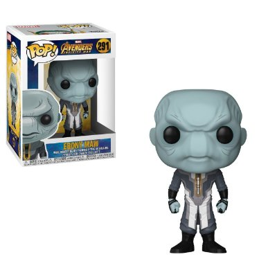 Funko Pop Marvel Avengers Infinity War 291 Ebony Maw